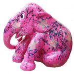 Rosa Elefant_kl