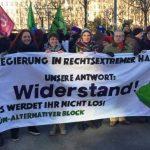 Widerstand! Der Grün-Alternative Block