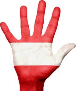 österreich hand
